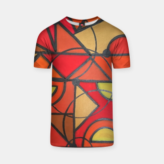 Thumbnail image of geometric1 T-shirt, Live Heroes