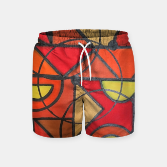 geometric1 Swim Shorts thumbnail image
