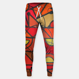 geometric1 Sweatpants thumbnail image