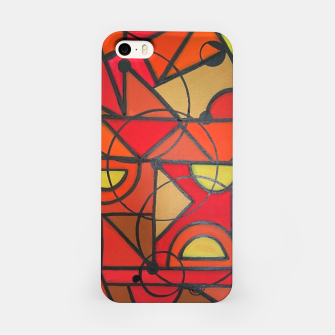 geometric1 iPhone Case thumbnail image