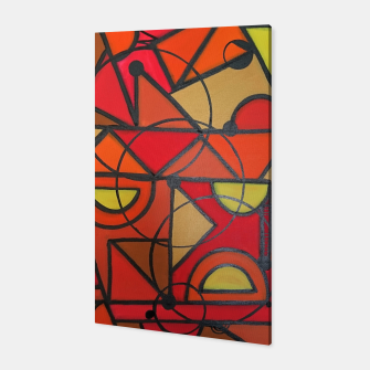 geometric1 Canvas thumbnail image