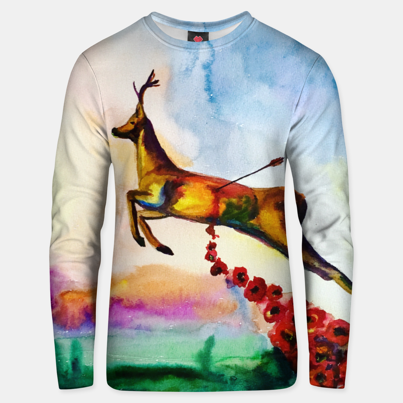 Image of My Slovakia in one picture Unisex sweater - Live Heroes