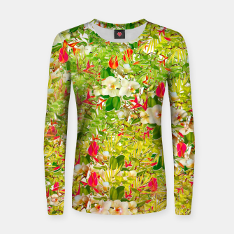 Thumbnail image of Nature Flowers Sweater, Live Heroes