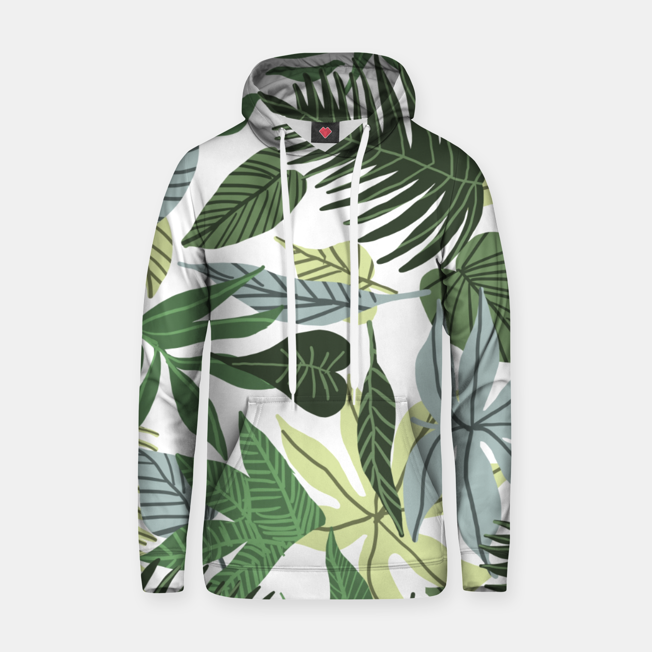 Image of In The Jungle Hoodie - Live Heroes
