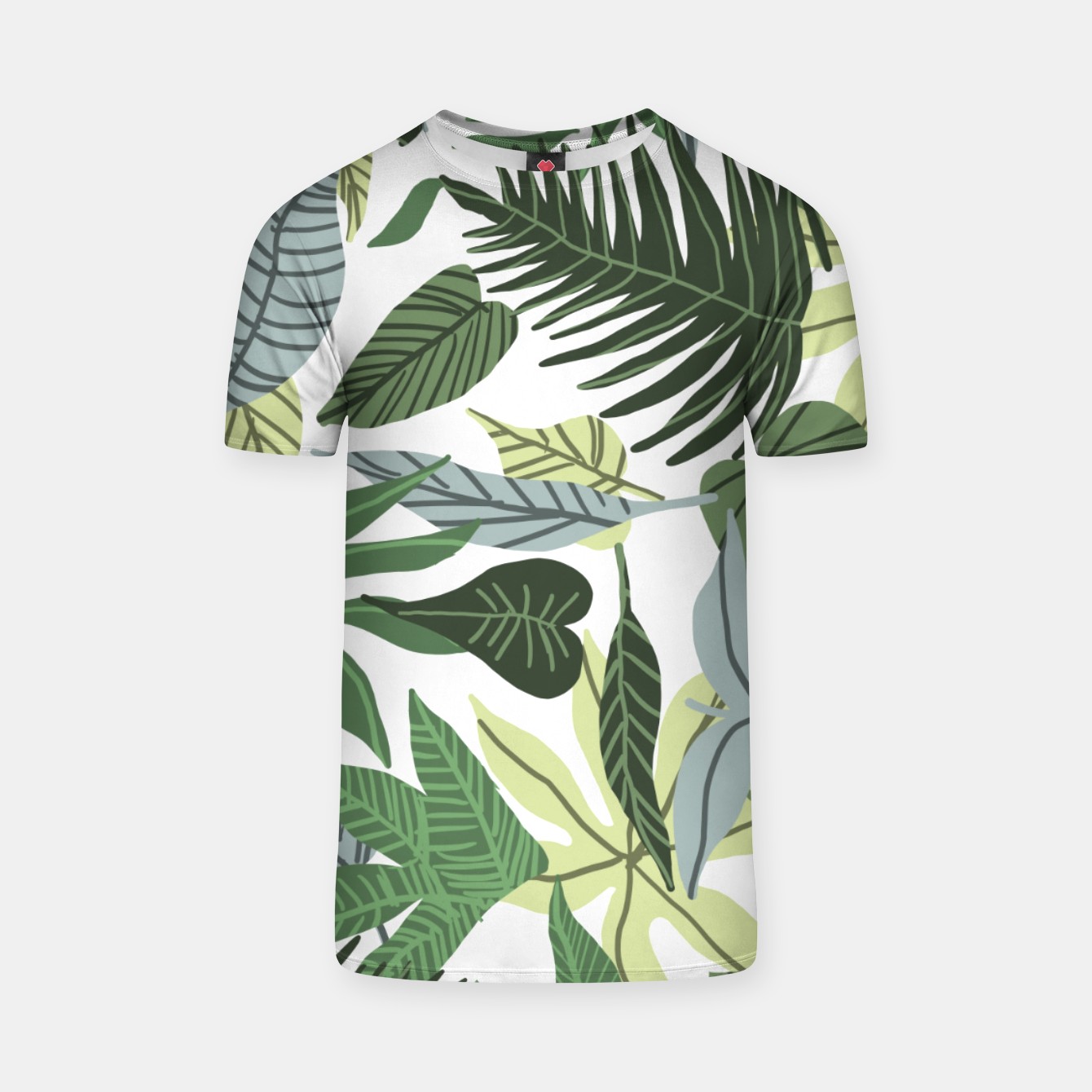 Image of In The Jungle T-shirt - Live Heroes
