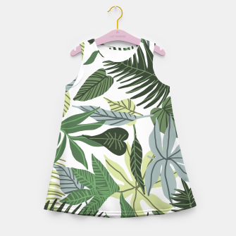 In The Jungle Girl's summer dress thumbnail image