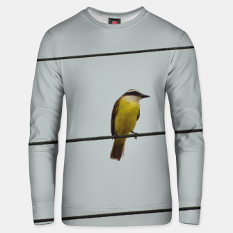 Great kiskadee Unisex sweater thumbnail image