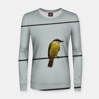 Great kiskadee Women sweater thumbnail image