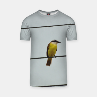 Great kiskadee T-shirt thumbnail image