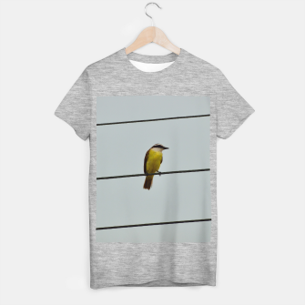 Great kiskadee T-shirt regular thumbnail image