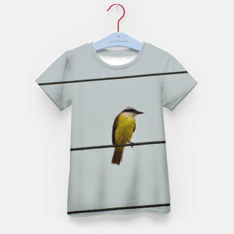 Great kiskadee Kid's t-shirt thumbnail image