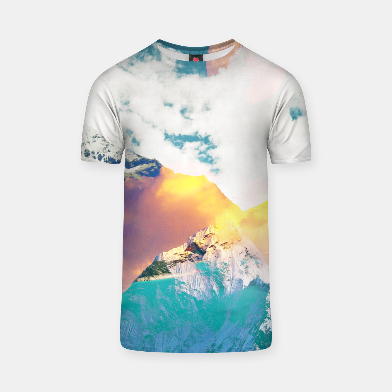 Image of Dreaming Mountains T-shirt - Live Heroes