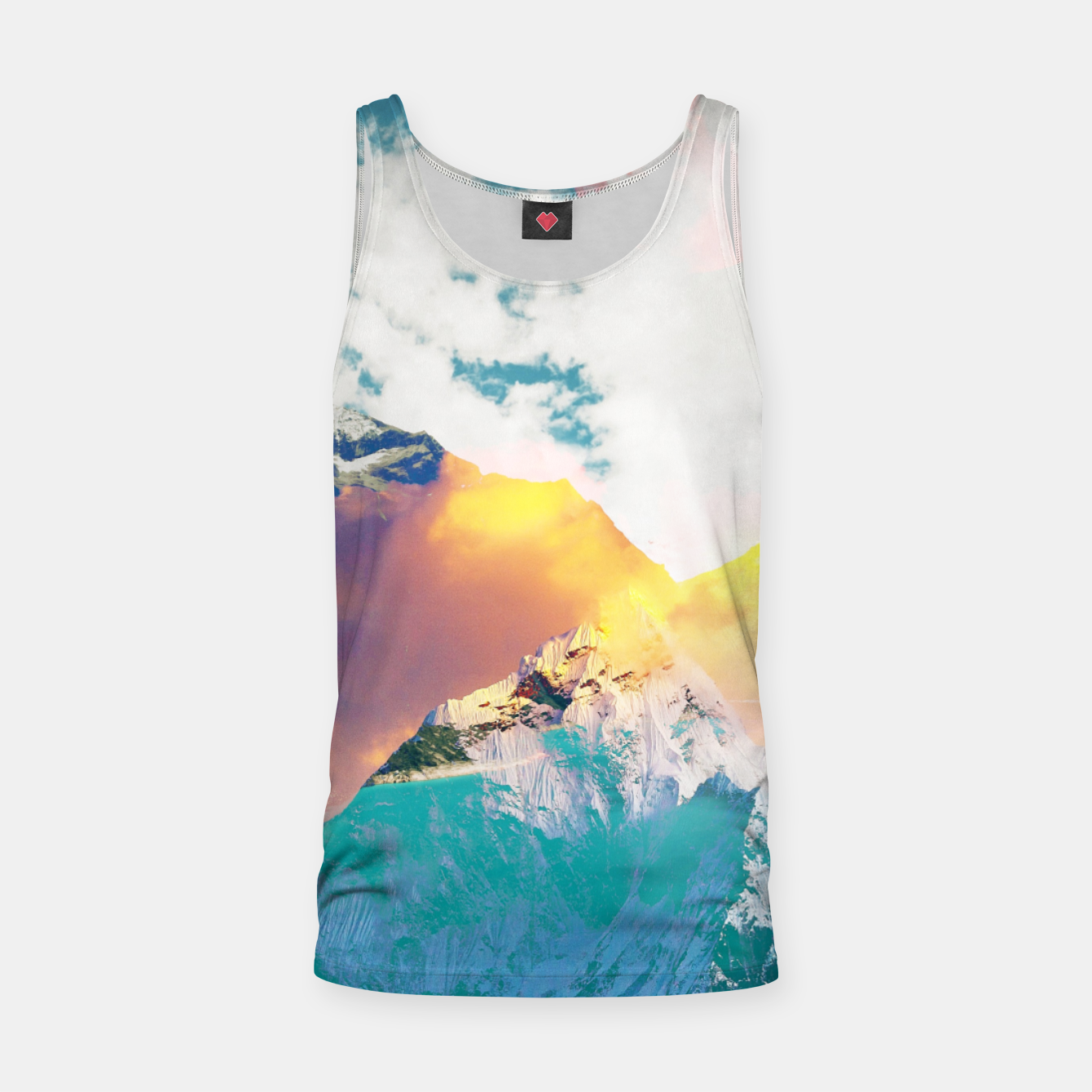 Image of Dreaming Mountains Tank Top - Live Heroes