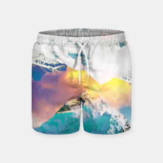 Dreaming Mountains Swim Shorts thumbnail image
