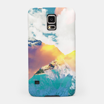 Dreaming Mountains Samsung Case thumbnail image