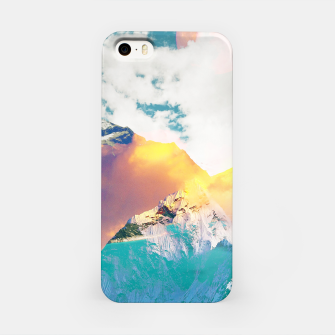 Dreaming Mountains iPhone Case thumbnail image
