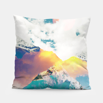 Dreaming Mountains Pillow thumbnail image