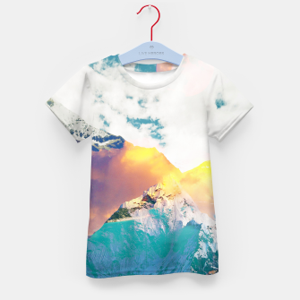 Dreaming Mountains Kid's t-shirt thumbnail image