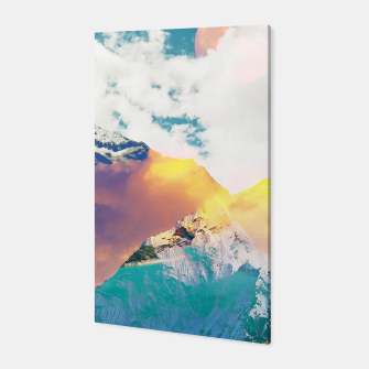 Dreaming Mountains Canvas thumbnail image