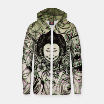 Gheisha Mix Zip up hoodie thumbnail image