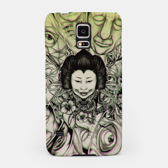 Thumbnail image of Gheisha Mix Samsung Case, Live Heroes
