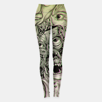 Gheisha Mix Leggings thumbnail image