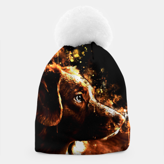 retriever dog ws std Beanie thumbnail image