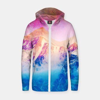 Thumbnail image of Another Dream Zip up hoodie, Live Heroes