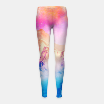 Thumbnail image of Another Dream Girl's leggings, Live Heroes