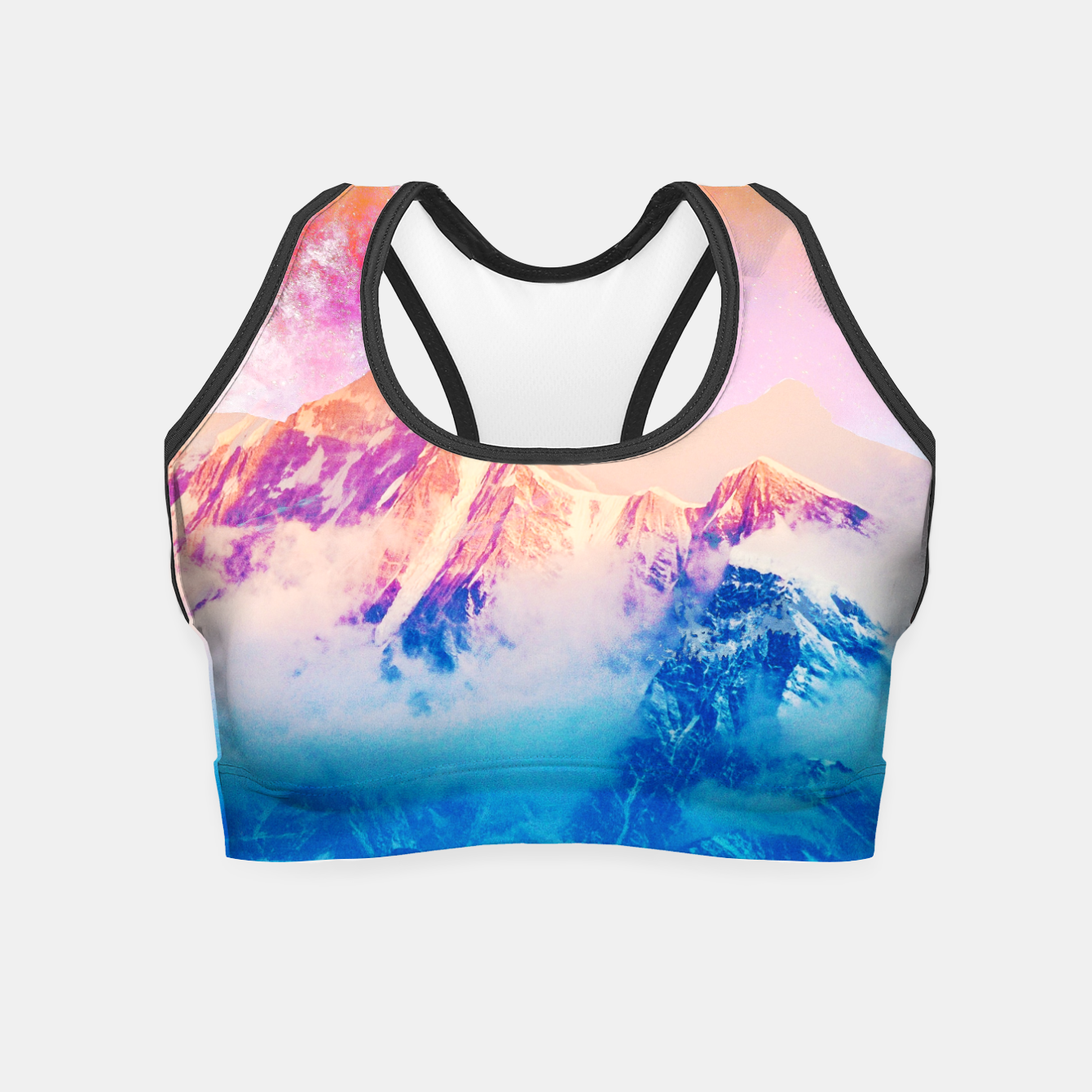 Image of Another Dream Crop Top - Live Heroes