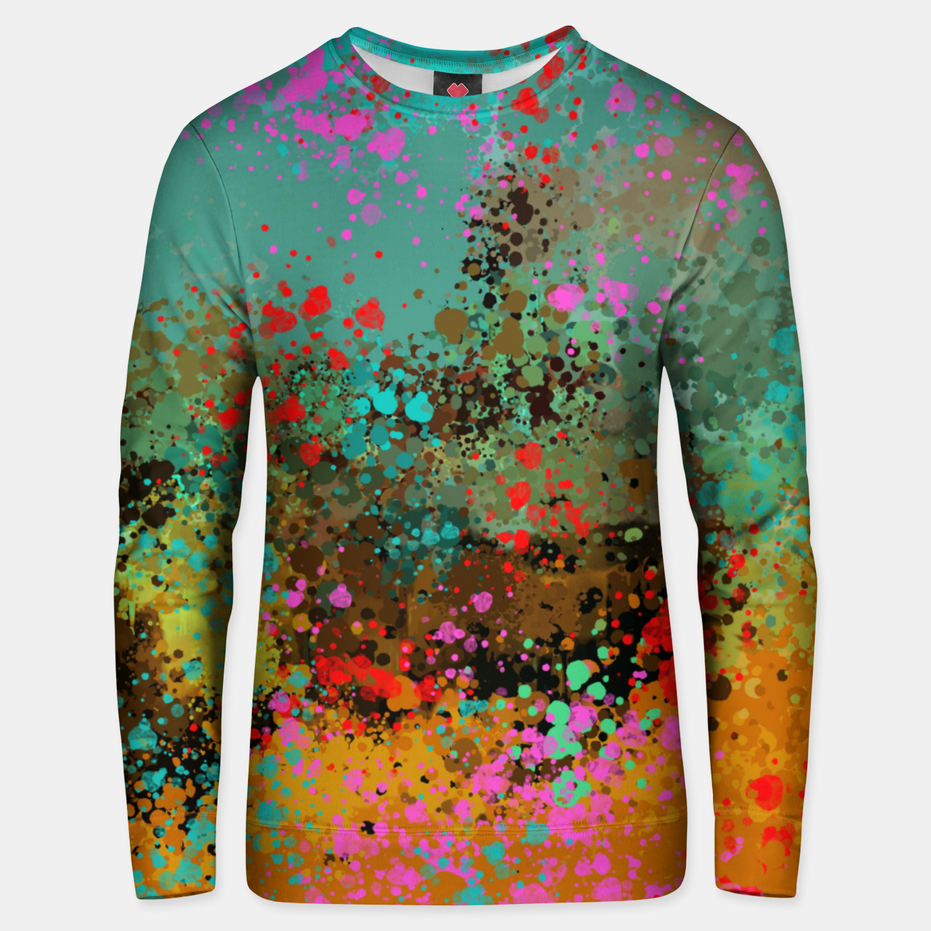 Image of Summer day  Unisex sweater - Live Heroes