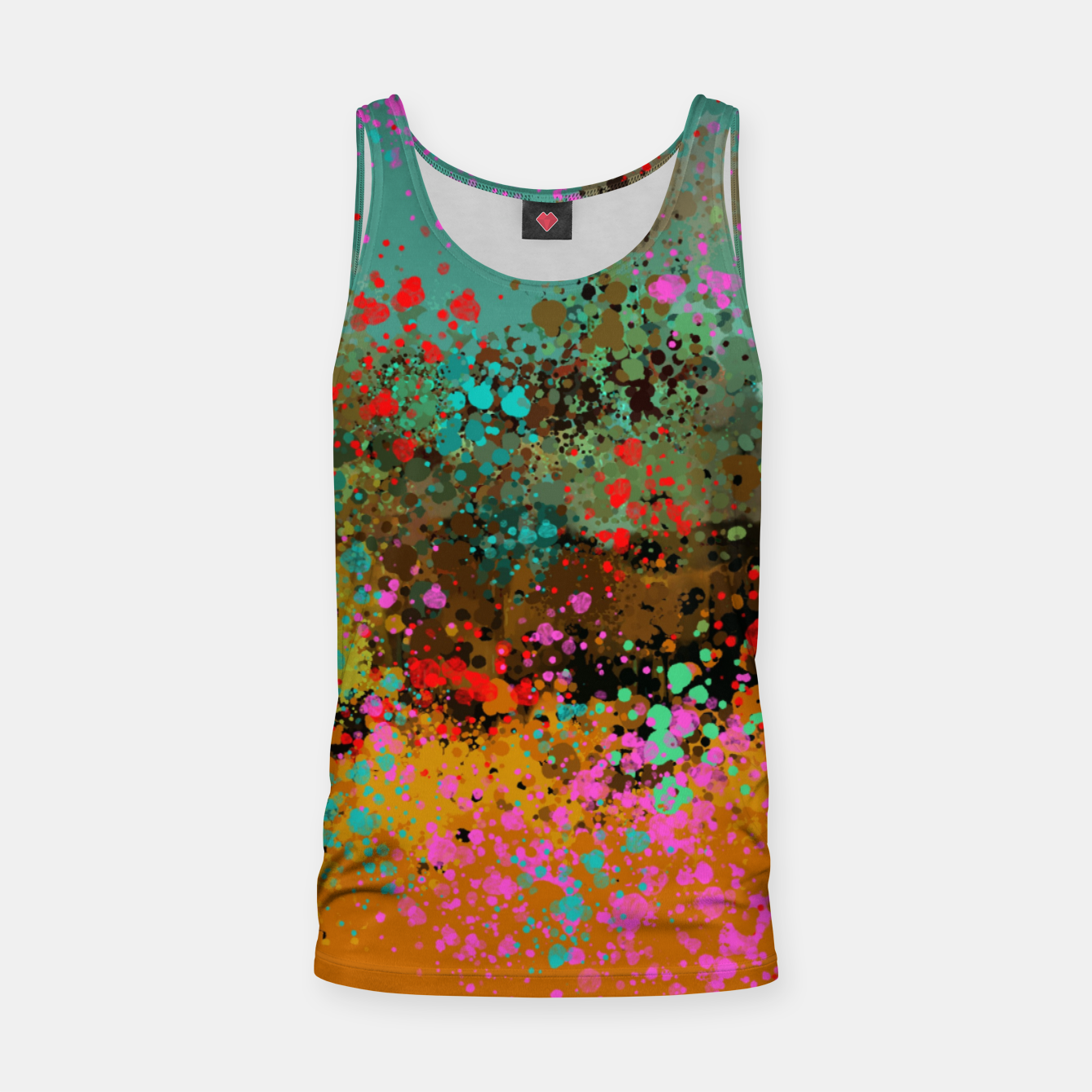 Image of Summer day  Tank Top - Live Heroes