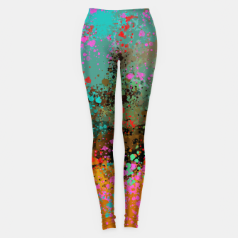 Thumbnail image of Summer day  Leggings, Live Heroes
