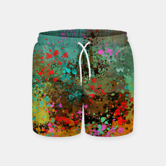 Summer day  Swim Shorts thumbnail image