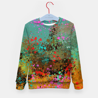 Thumbnail image of Summer day  Kid's sweater, Live Heroes