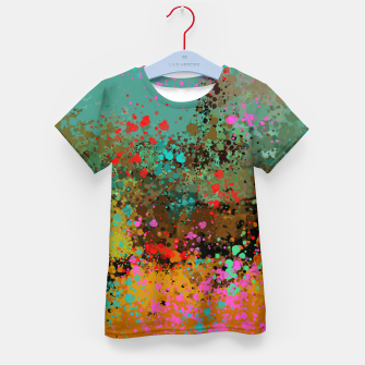 Thumbnail image of Summer day  Kid's t-shirt, Live Heroes