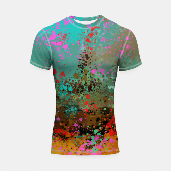 Summer day  Shortsleeve rashguard thumbnail image