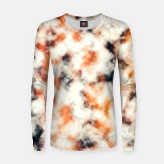 Multicolored Abstract Print Women sweater thumbnail image
