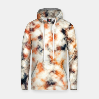 Multicolored Abstract Print Hoodie thumbnail image