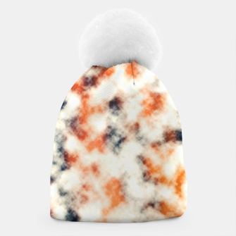 Multicolored Abstract Print Beanie thumbnail image