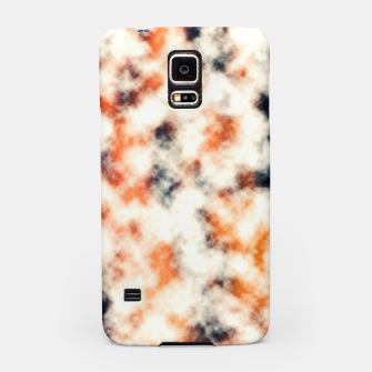 Multicolored Abstract Print Samsung Case thumbnail image