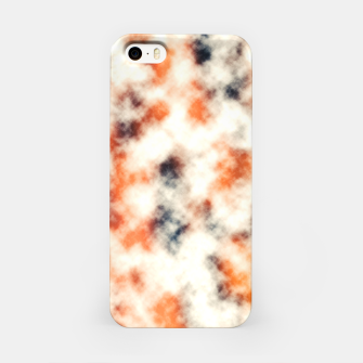 Multicolored Abstract Print iPhone Case thumbnail image