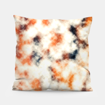 Multicolored Abstract Print Pillow thumbnail image