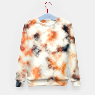 Multicolored Abstract Print Kid's sweater thumbnail image