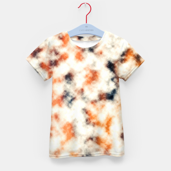 Multicolored Abstract Print Kid's t-shirt thumbnail image