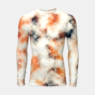 Multicolored Abstract Print Longsleeve rashguard  thumbnail image