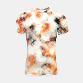 Multicolored Abstract Print Shortsleeve rashguard thumbnail image