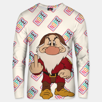 Dirty Dwarf Unisex sweater thumbnail image