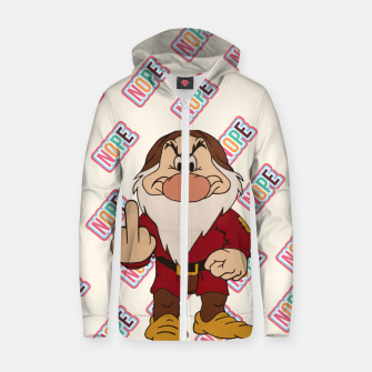 Dirty Dwarf Zip up hoodie thumbnail image