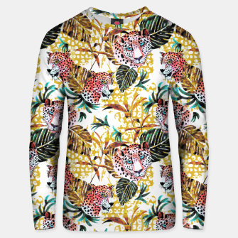 Wild animal jungle Sudadera unisex thumbnail image